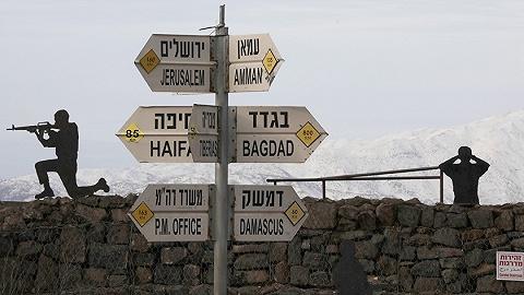 决心在叙利亚战场正面对抗伊朗,以色列罕见承认对伊军目标开火