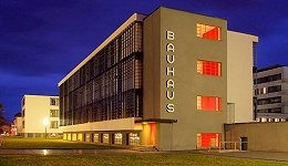 【包豪斯百年】艺术和建筑教育的目的是避免人被机器奴役