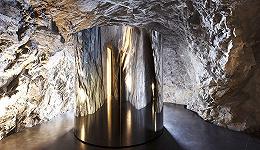钟乳石铺地:瑞士这家新博物馆开在山洞里