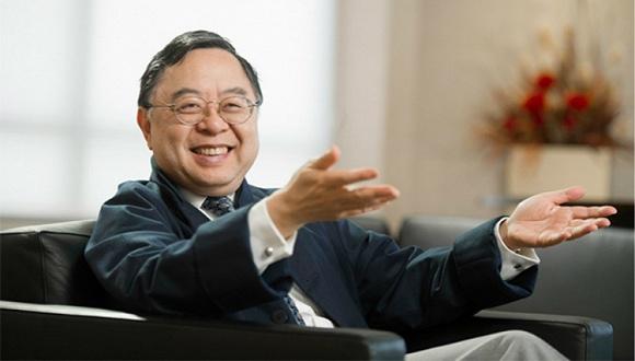 恒隆新总裁谈投资算术,陈启宗传达信心