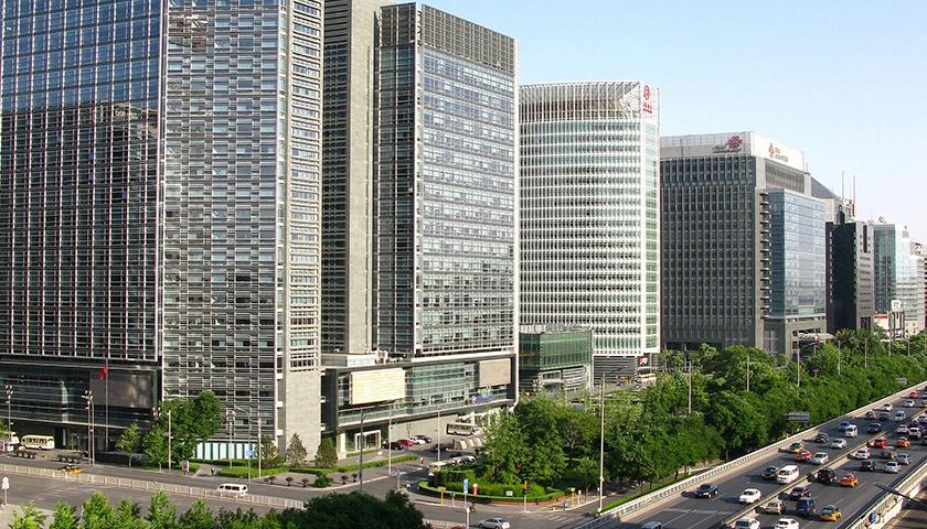 """北京金融街房租究竟有多高?有人吐槽""""我的工位比我还贵"""""""