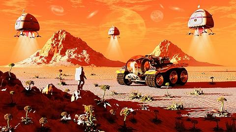 【工业之美】太空采矿新设想:在小行星内部建设空间站,能克服辐射和重力难题