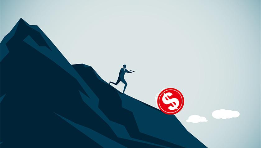 """龙头房企增速下滑,""""恒碧万""""首月销售额同比下跌约30%"""