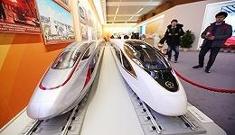 """【工业之美】中国首列高铁""""变形金刚""""完成测试,可像搭积木一样搭配车厢"""