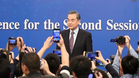王毅回应孟晚舟案:公道自在人心,正义终将到来