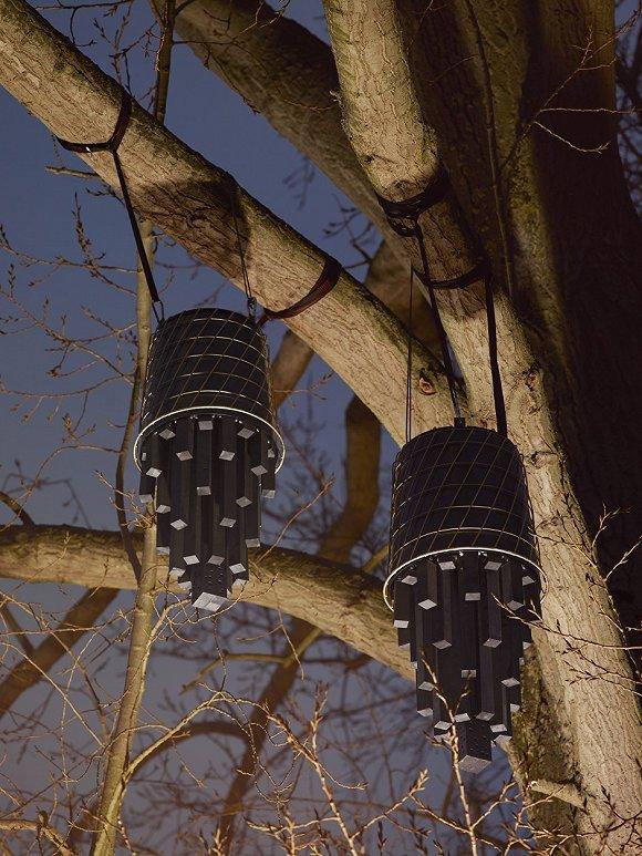 这些挂在伦敦街头的新型动物巢,是用宜家家具做的