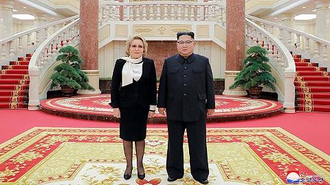 """金正恩要见普京了?""""心腹管家""""前往莫斯科或为访俄踩点"""