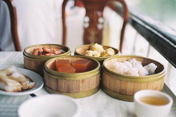 广东人不吃福建人 他们让最拿手的早茶点心游过长江