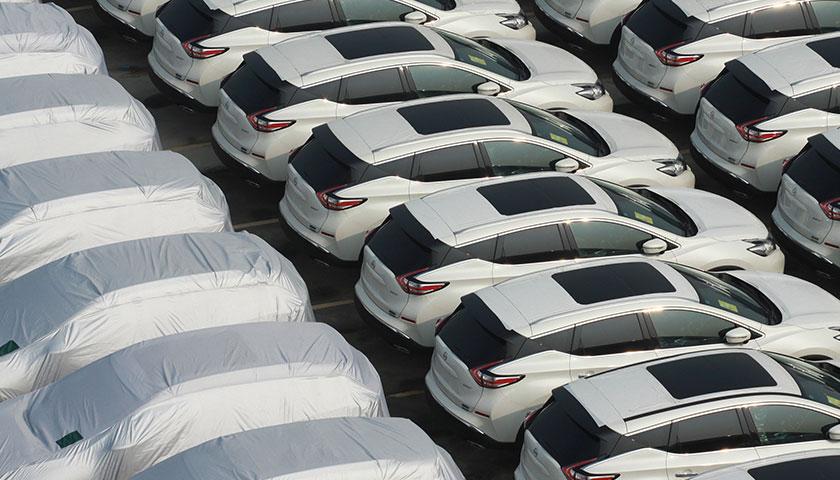汽车降价潮范围扩大 合资车降价 压力传输至自主品牌