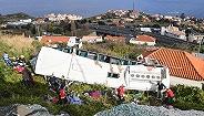 葡萄牙旅游车翻车至少28死,均为德国游客