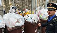 罚款500!上海对多个未落实垃圾分类要求的商家开出现金罚单