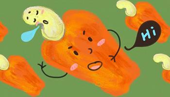 美味机密 | 咦,听说每一个腰果都带着一个大梨子?