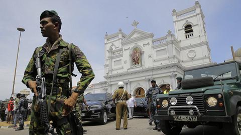 七名自杀式袭击者实施斯里兰卡连环爆炸,政府:圣战组织NTJ要为恐袭负责