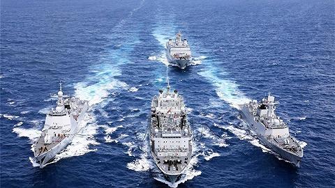 向海图强春潮涌——党中央、中央军委和习主席关心人民海军建设发展纪实