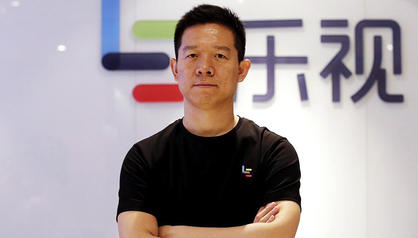 """从千亿市值到暂停上市,贾跃亭与乐视网的九年""""冰与火"""""""