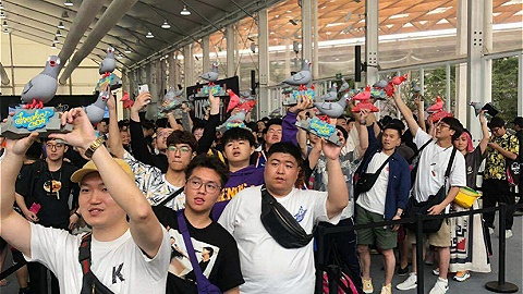 """刚刚过去的周末里,上海的""""鞋狗""""们全体出动"""