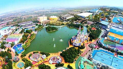 2018全球十大主题公园集团共接待5亿游客,中国增速领跑全球