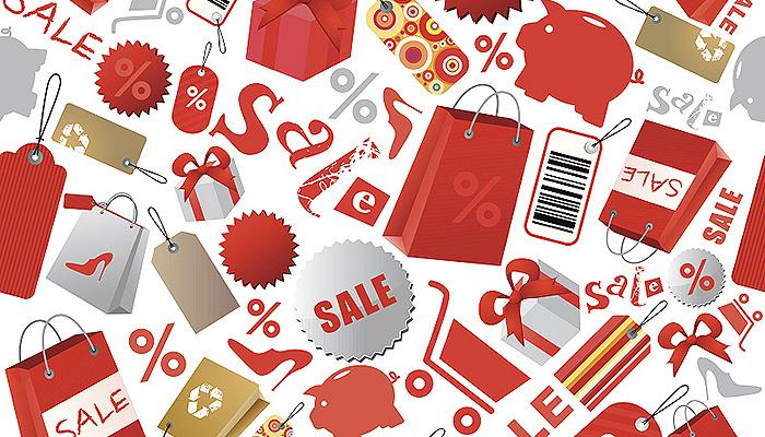 哪些時候你覺得電商購物節促銷已經無孔不入了?