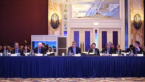 银保监会国际咨询委员会第一次会议召开,探讨金融科技监管和问题金融机构处置