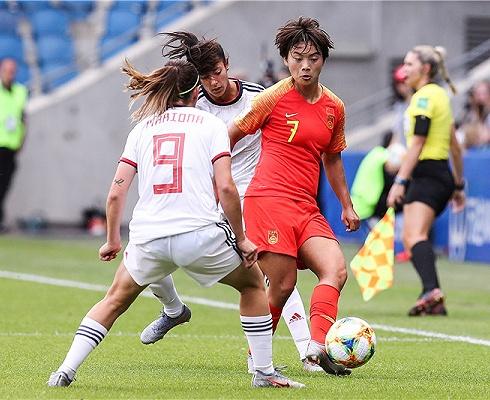 小组末轮战平西班牙,中国女足跻身世界杯16强