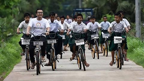 如果有一天ofo死了,請把它埋在緬甸
