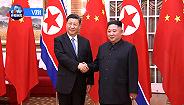 央视独家纪实丨《共同开创中朝两党两国关系的美好未来》