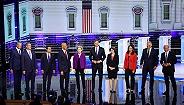 民主党首轮总统初选辩论开锣,特朗普竟将矛头对准它