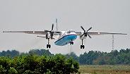 俄一架安-24客机紧急迫降两飞行员丧生,其余42人幸免于难