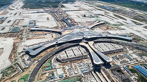 北京大興國際機場開通在即,航站樓里頭長啥樣?