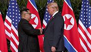特朗普突然宣布訪韓,還邀金正恩在朝韓邊界見面:只想問個好