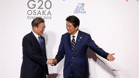 日本突然发动制裁,韩国媒体头版炸了锅