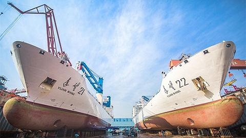 南北船拆分合并的二十年轮回