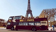 巴黎宣布禁止旅游巴士开进市中心,呼吁游人环保出行