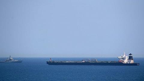 """油轮被扣,伊朗威胁要""""以牙还牙"""""""