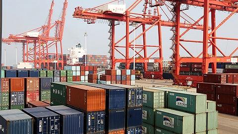 【财经数据】上半年中美贸易额同比下降9%