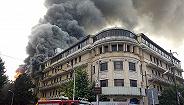 武汉江汉饭店火灾追责10人被刑拘,含饭店董事长及电焊工