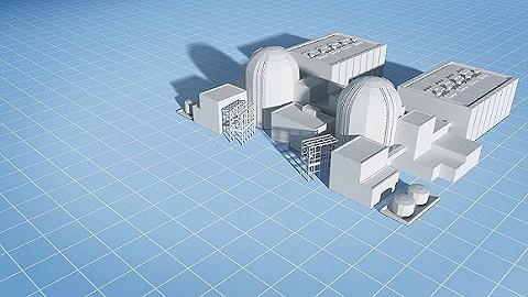 """中核启动小堆核电技术""""玲龙一号""""示范工程"""