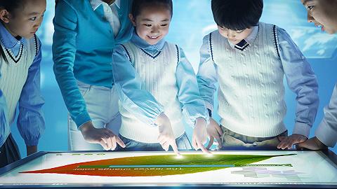 用人工智能改造传统教室后,好未来推出由AI教学的视频课