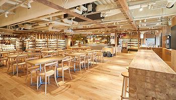 无印良品把店开进了日本大学里,让学生从这里开始新的校园生活