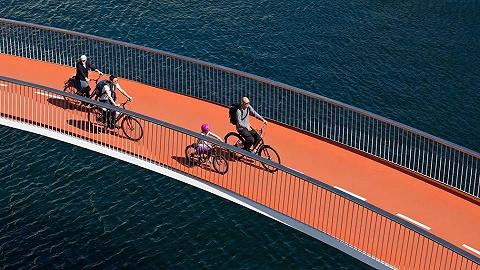 哥本哈根167公里的自行车高速路是如何建成的?
