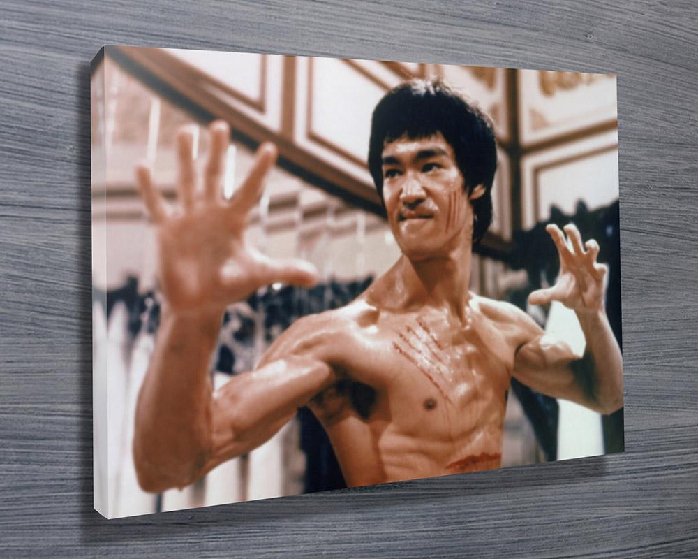 李小龙逝世46周年 | 如果说有武者之王,那么李小龙就是王中之王