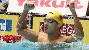 蝉联世锦赛100米仰泳冠军,徐嘉余成就历史第三人