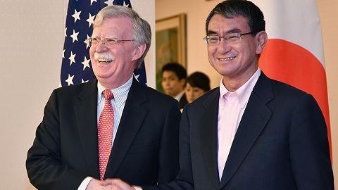 """日韩交恶升级,美国能解开两国争端的""""铃""""吗?"""