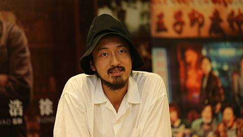 【專訪】王傳君:能不能保護我,讓我老老實實生長一下