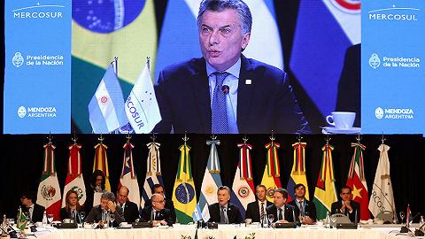 南美四國評估貨幣統一,從提出到落地歐元走了近40年