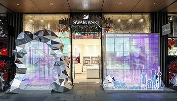 施華洛世奇年內將于內地開兩間全新概念零售店
