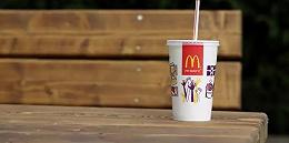 """真""""作秀"""",假""""環?!??麥當勞承認此前推出的紙質吸管無法回收"""