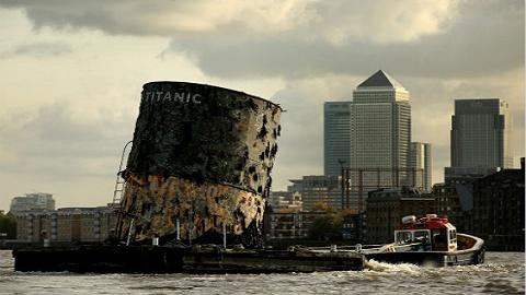 """这家造出泰坦尼克号的百年船厂要""""沉没""""了"""