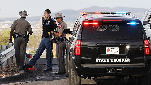 得州枪击案嫌犯承认杀戮目标墨西哥人,为作案驾车11小时