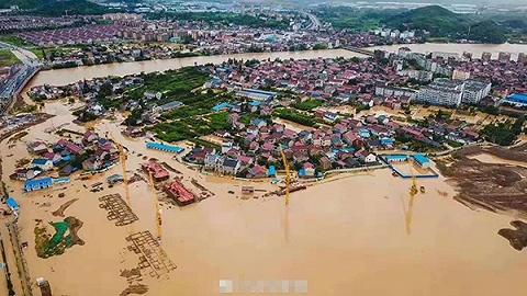 安徽宁国官方回应群众被困:已安排人员转移,未收到伤亡统计